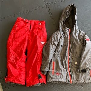 Kids Snow Jacket and Pants